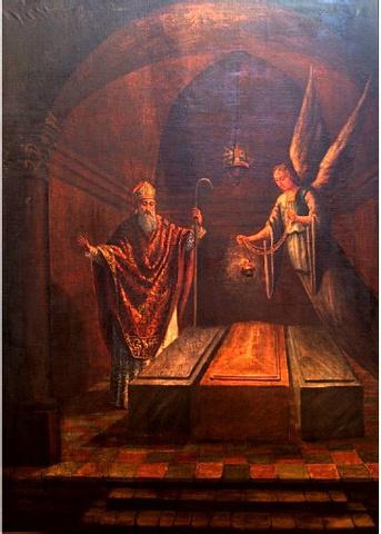 Se encuentra el sepulcro del apóstol Santiago