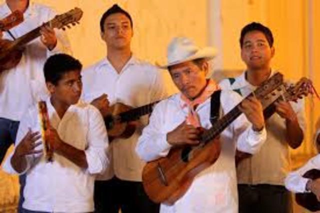 Primer Encuentro de Jaraneros de Tlacotalpan