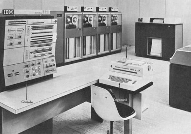 Serie 360 de IBM