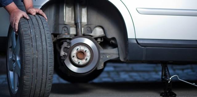 Frenos en automóvil