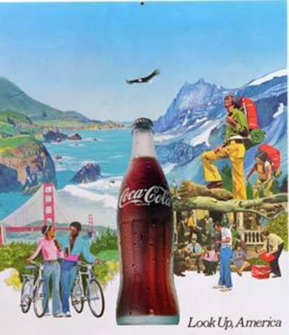 Publicidad: Coca-Cola y el American Dream