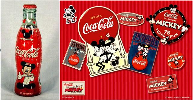 Publicidad: Coca-Cola x Disney