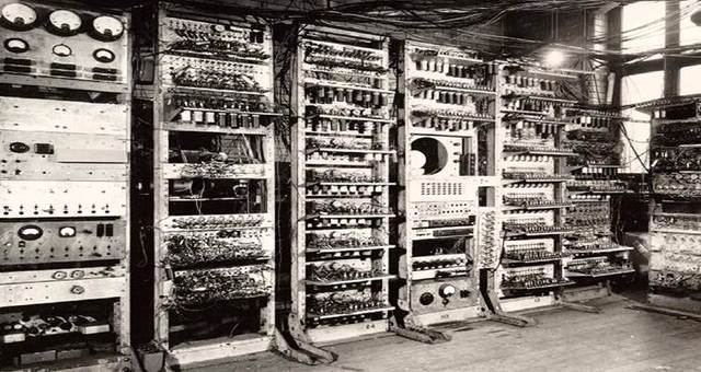 Primera generación de computadoras (válvulas de vacío)