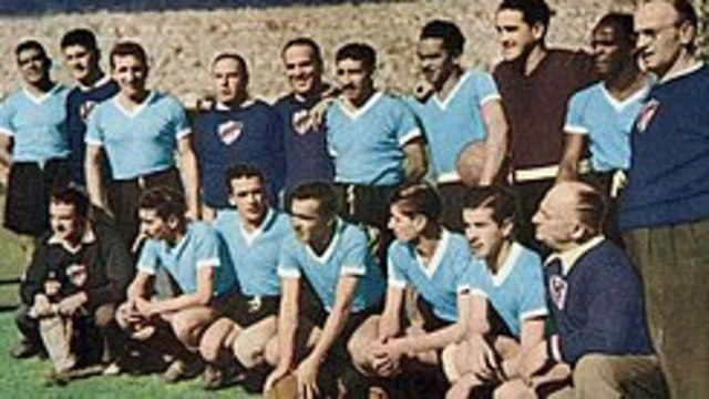 MUNDIAL 1950 - BRASIL