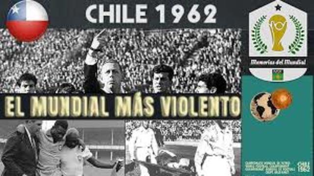 MUNDIAL 1962 - CHILE