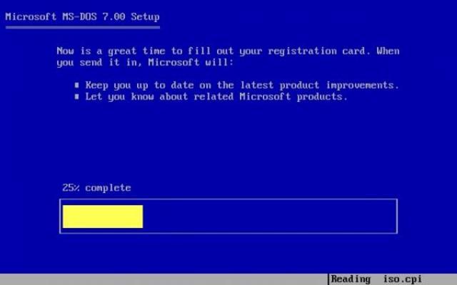 MS-DOS 7.0