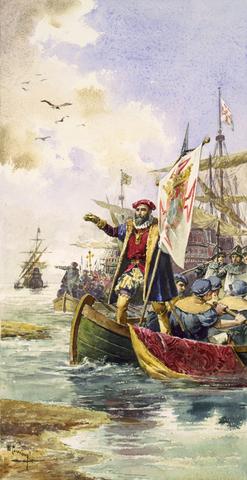 Vasco de Gama, primer europeo en llegar a la India