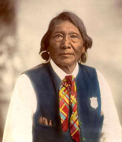 Chief Ignacio is born.