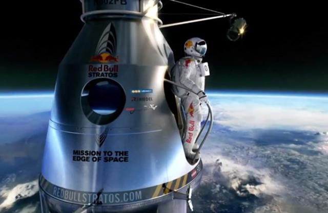 Publicidad: Red Bull, audiovisual