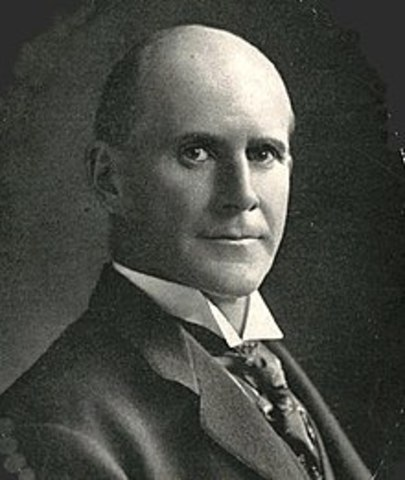 Eugene V Debbs