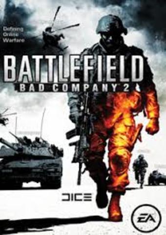 BATTLEFIELD BAD COMPANY 2
