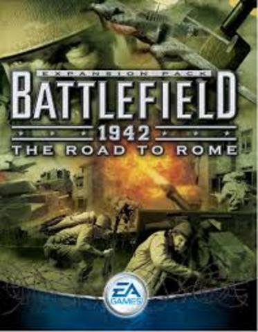 BATTLEFIELD THE ROAD TO ROME