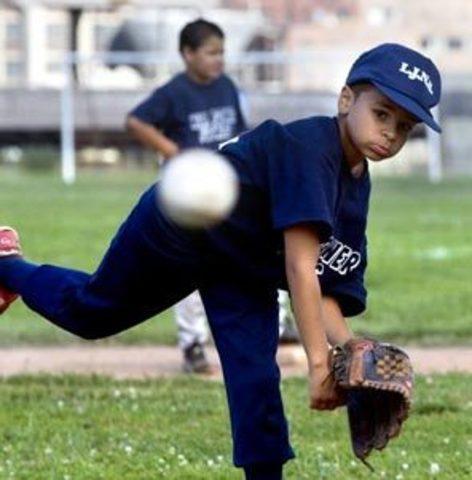 Started Baseball