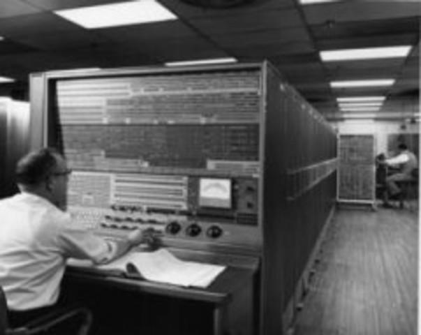 Decada de los 50 (sistemas operativos, Batch)