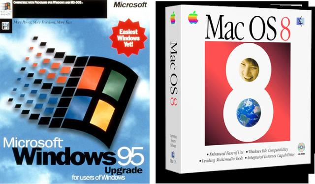 Decada de los 90 (sistemas operativos)