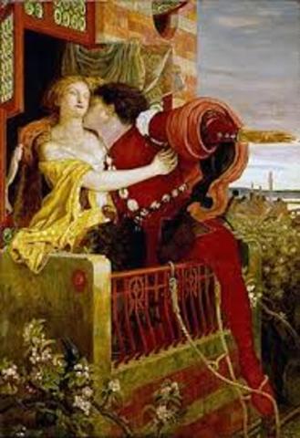 Romeo och Julia, Shakespeare