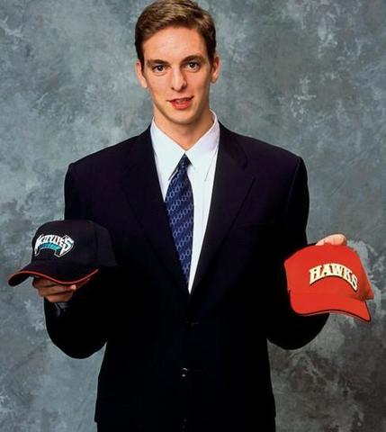 Nº3 Draft NBA