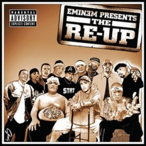 Shady Records — Eminem Presents: The Re-Up