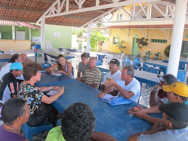 Inicia as Discussões do Território da Pesca