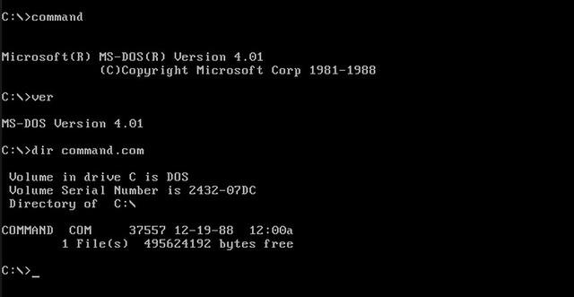 86-DOS 1.10