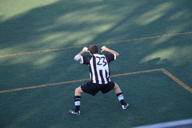 Liga 4. Sp. Sant Marçal 3 - UD Pla de na Tesa 3.