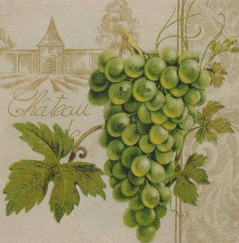 Появляется белое вино