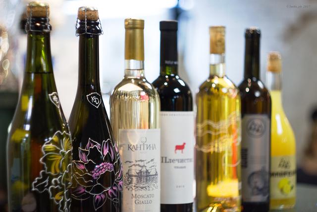 11-е место в списке стран, производящих вино