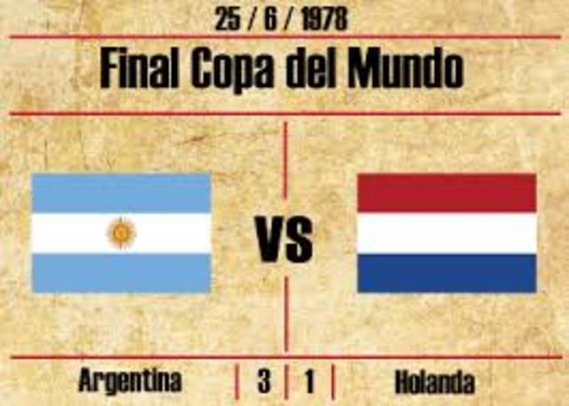 primer mundial ganado de Argentina