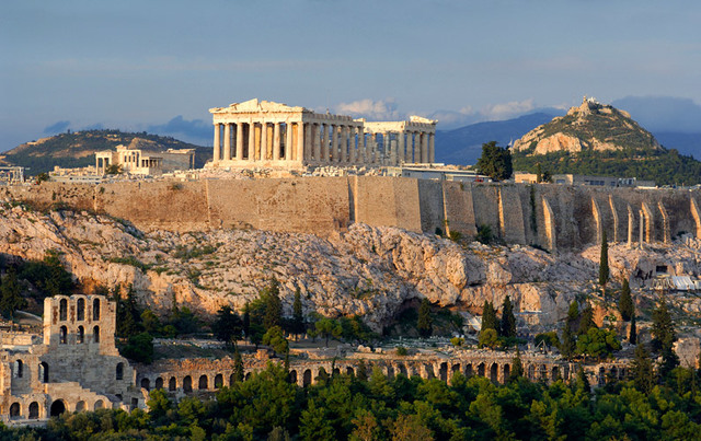 Epoken antiken inleds