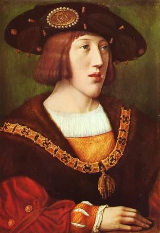 Carlos I, primer rey de los Austrias