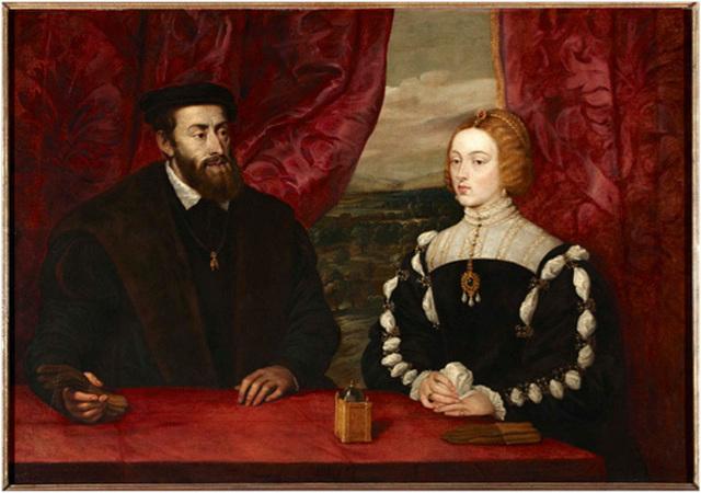 Carlos V e Isabel I de Portugal