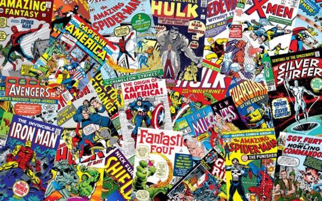 Más allá de los comics