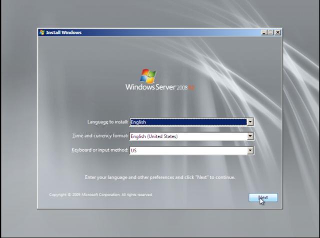 Windows Server 2008/2008 R2