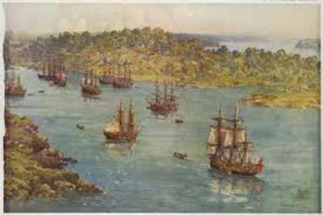 First dutch fleet arrived in India