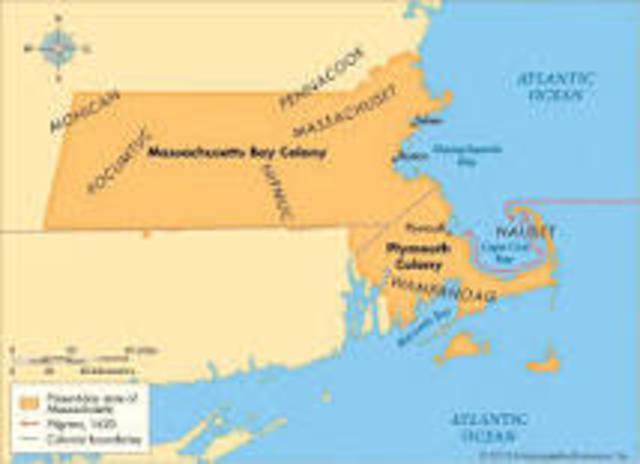 english found massachusetts bay civilization.