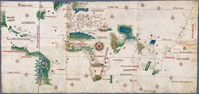 Bartholomu Dias rounded Africas Cape Cod of Good Hope