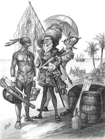 Columbus' Third voyage