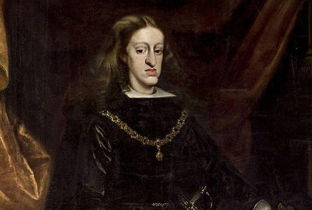 Los Borbones (Carlos II)