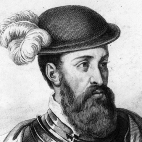Pizarro discovered Peru