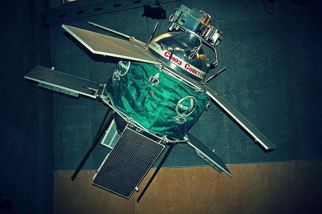 Satelite de comunicaciones