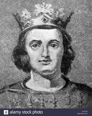 Con la muerte de Carlos IV de Francia, se da fin a la dinastía de los Capeto.