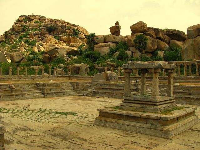 Se funda el Imperio Vijayanagara en el sur de la India