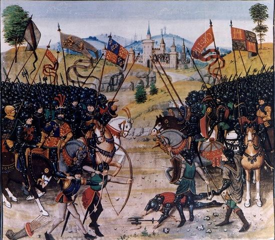 la Primera Guerra Civil Castellana