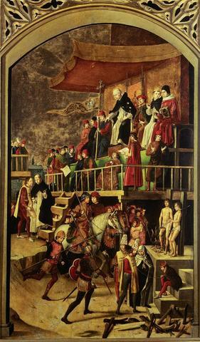 Permiso al consejo de la suprema inquisición