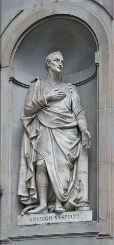 Murió Américo Vespucio
