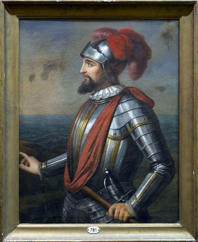 Vasco Núñez de Balboa descubre el Océano Pacífico osea el Istmo de Panamá