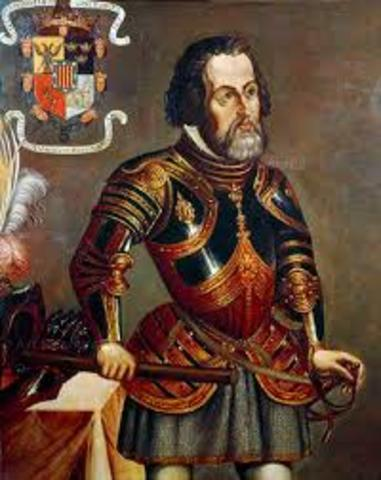 Hernán Cortés culminó la conquista