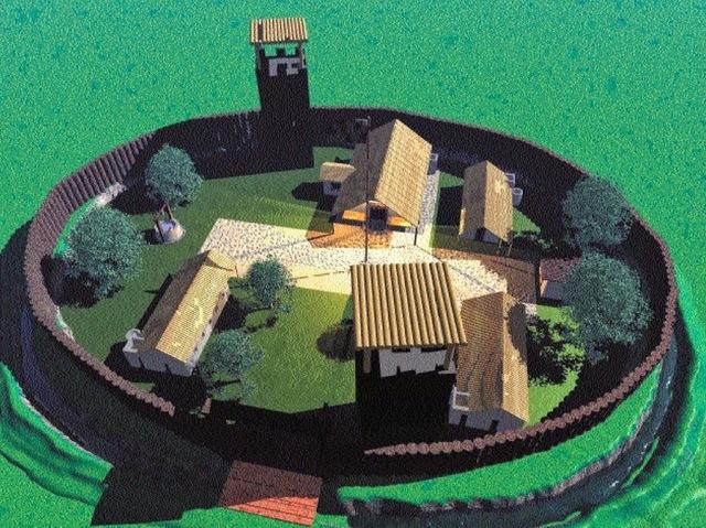 El fuerte Sancti Spiritus