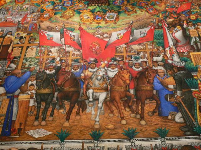 Creación del Virreinato de la Nueva España