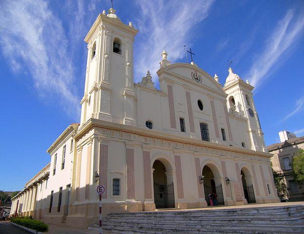 Se Fundó Asunción